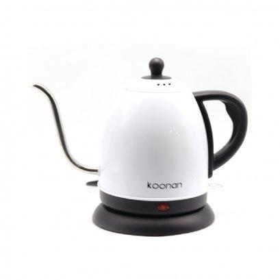 Koonan KN-Y12-A2 White Electric Kettle 1.0 L
