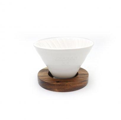 Koonan KN-2271 W Coffee Dripper 2-4 cup