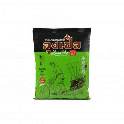 ชาเขียวโบราณลุงเป๋อ สูตร พรีเมี่ยม ขนาด 500 กรัม