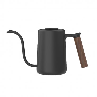 TimeMore Fish Youth Pour-Over Kettle 700 ml : Black