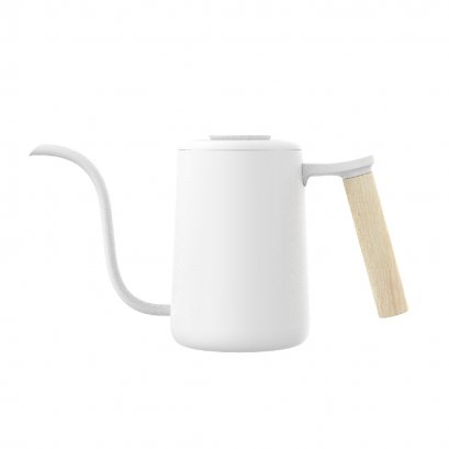 TimeMore Fish Youth Pour-Over Kettle 700 ml :White