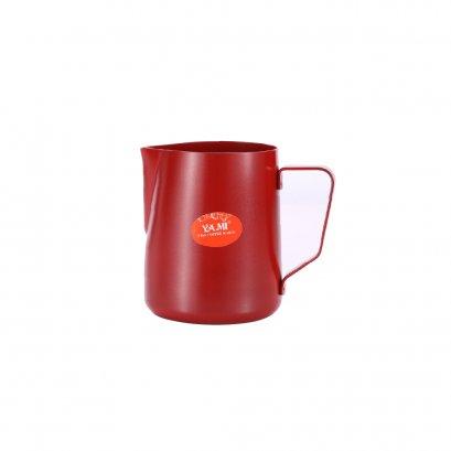 Yami YM6880 Teflon Milk Jug 300 cc-Red