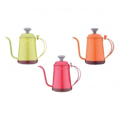 กาปากยาว YAMI YM8052 :304 s/s Drip kettle with themometer 700cc
