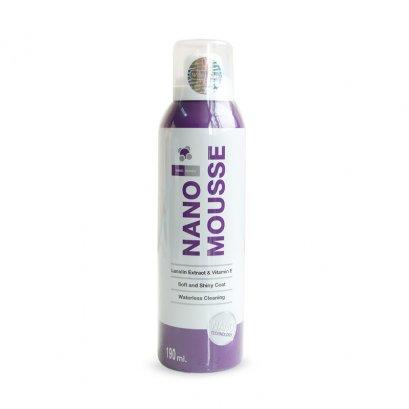 NANO MOUSSE นาโนมูสส์ ผลิตภัณฑ์ทำความสะอาดสัตว์เลี้ยง
