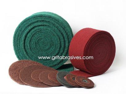 Non-woven Abrasives Rolls