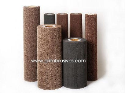 Non-woven wheel Roll