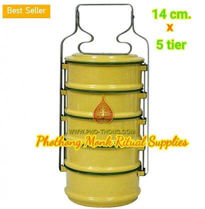 Food Carrier (14cm. x 5 tier)