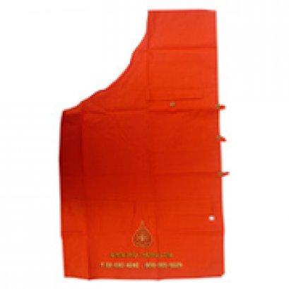 อังสะ(เณร) กระดุมข้าง - 1 กระเป๋า (มัสลินAA)