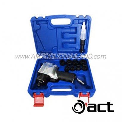 ชุดบล็อกลมพร้อมลูกบล็อก ACT-2304K ( SQ.DR.1/2 )