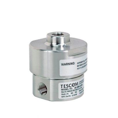 TESCOM 26-2300 Series Back pressure Regulator Hydraulic