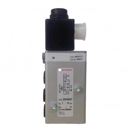 Solenoid Valve AVID P/N 3/2 Direction Control Valve