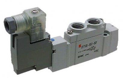 SMC solenoid valve SY7000 series