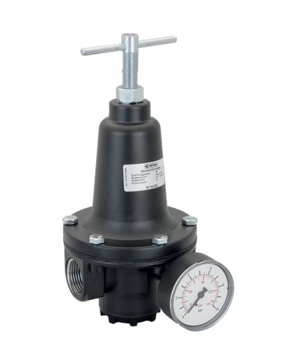 PRESSURE REGULATOR HIGH-CAPACITY