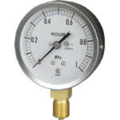 Nagano Keiki General-purpose vacuum gauge (A frame / vertical) 75Φ