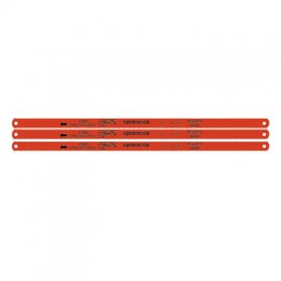 SQUIDHOOK HSS Bi-Metal Hacksaw Blades