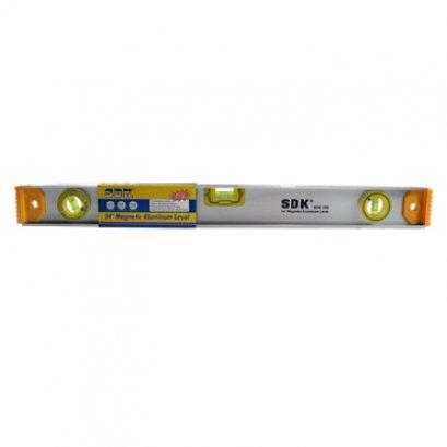 """SDK MagneticAluminium Levels 24"""" JY-193"""