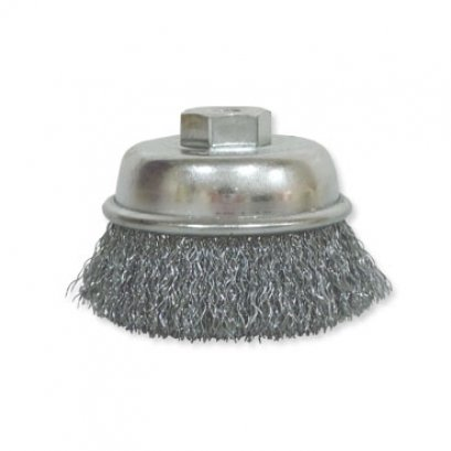 VOREX Crimped Wire Cup Brushes