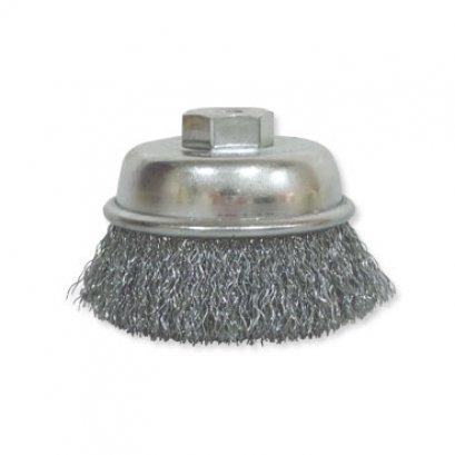 VOREX Crimped Wire Cup Brushes