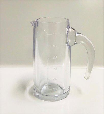 เหยือกน้ำมีหูจับ 150 ml (PC)