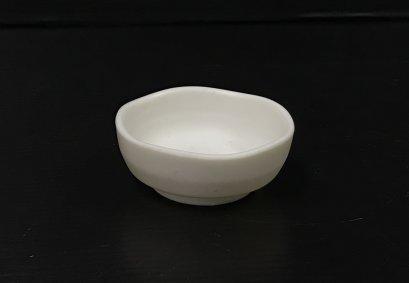 """ถ้วยน้ำจิ้ม 2.2"""" (สีขาว)"""