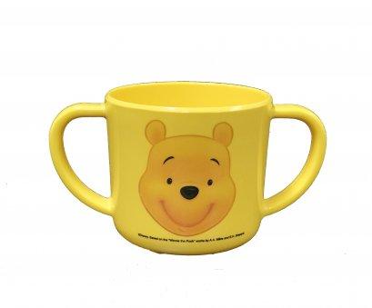 """แก้วน้ำ 2 หู  3"""" หมีพูห์สีเหลือง"""