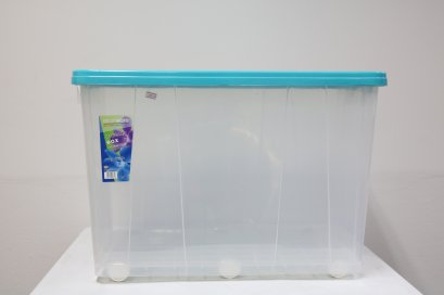 กล่อง Storage Box Size L620xW397x394mm