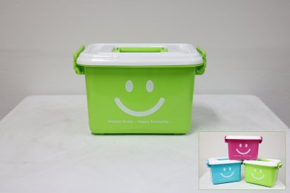 กล่อง Storage Box Size :L370xW250xH225 mm