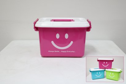 กล่อง Storage Box Size L450xW295xH255mm