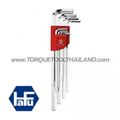 HAFU ชุดประแจแอลหกเหลี่ยมยาว (มิล) 211-390-02