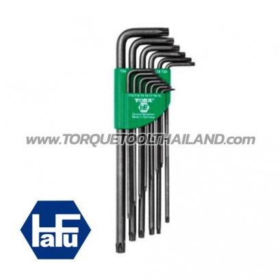 ชุดประแจหกเหลี่ยมหัวท็อกซ์ยาว (Extra Long) 551-390-08