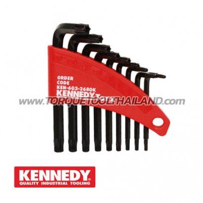 ชุดประแจหกเหลี่ยม KEN-603-2680K