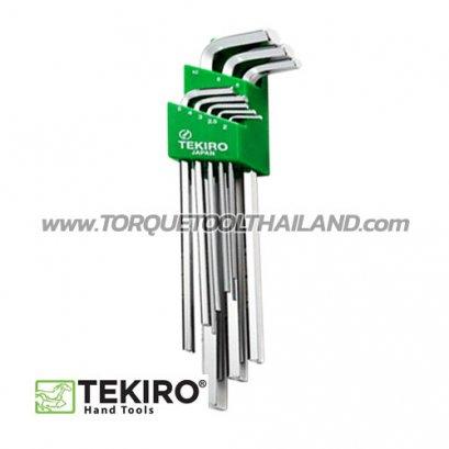 ชุดประแจแอลหกเหลี่ยม TKWHK08SM
