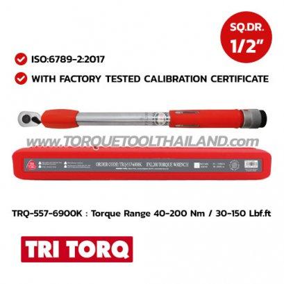 TRQ-557-6900K ประแจวัดแรงบิด SQ.DR.1/2