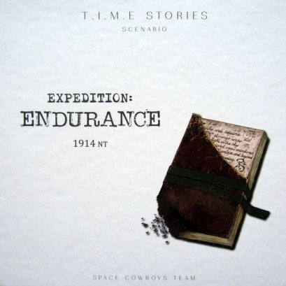 T.I.M.E Stories : Expedition Endurance Expansion