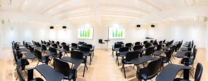Conference Rooms (XL) ห้องสัมมนาขนาด 50-60 คน  (social distancing 25-30 คน)