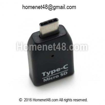 USB 3.1 Type-C Card Reader (Micro SD)
