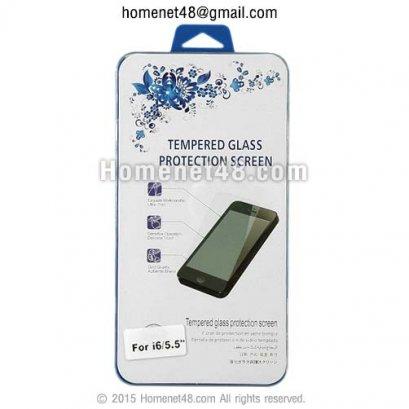 ฟิล์มกันรอยแบบกระจก ทนทาน (Tempered Glass) iPhone 6 (5.5 นิ้ว)