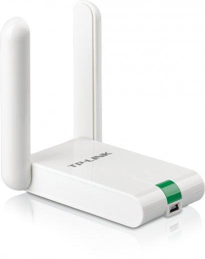 TP-LINK 300Mbps High Gain Wireless USB Adapter (TL-WN822N) (2 เสา)