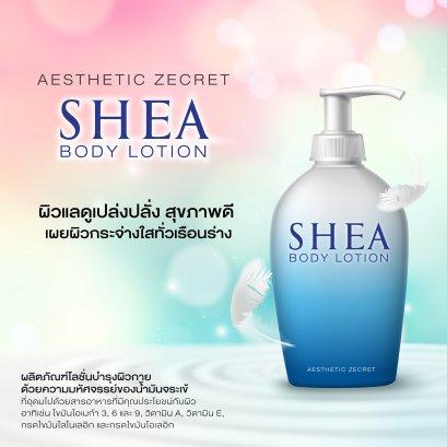 SHEA  BODY LOTION