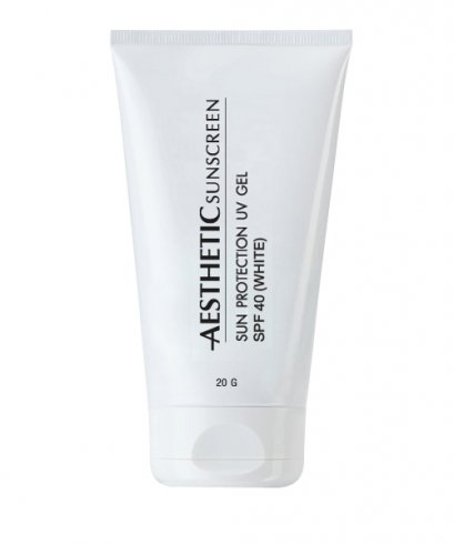 SUN PROTECTION UV GEL SPF 40 (White)