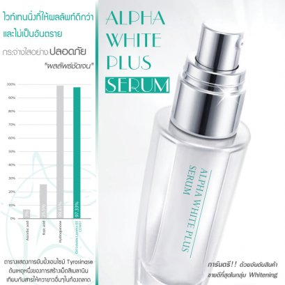 ALPHA WHITE SERUM
