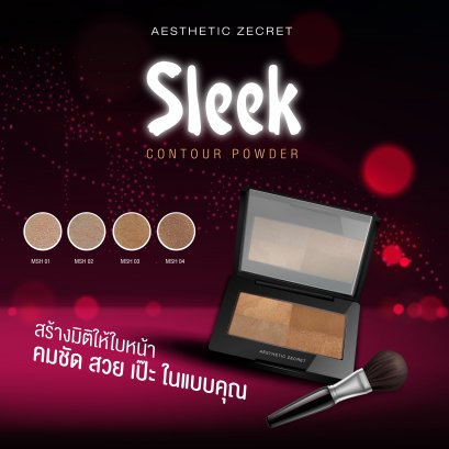 SLEEK CONTOUR POWDER