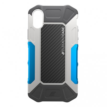 Element Case Formula for iPhone X / Xs - Grey/Blue