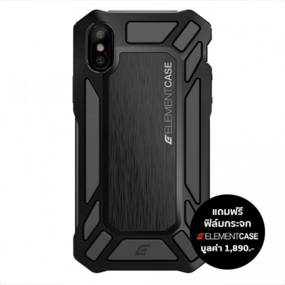 Element Case Roll Cage For iPhone X / Xs - Black