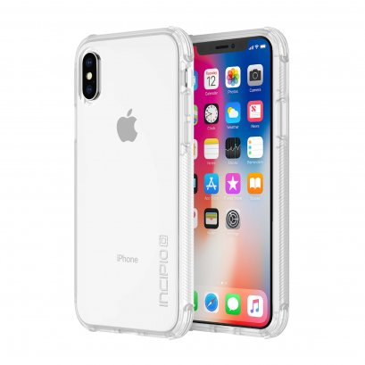Incipio Reprieve Sport for iPhone X / XS  - Clear/Clear