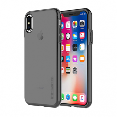 Incipio DualPro Pure for iPhone X / XS - Smoke