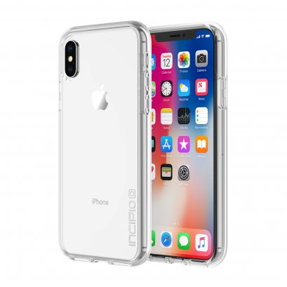 Incipio Octane Pure for iPhone X / XS  - Clear