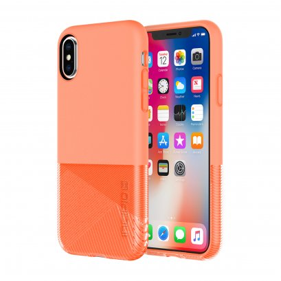 Incipio NGP Sport for iPhone X / XS  - Coral