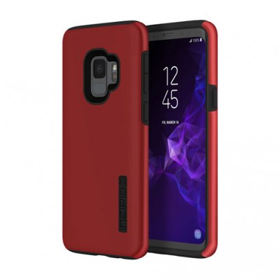 Incipio DualPro for Samsung  S9 - Iridescent Red/Black
