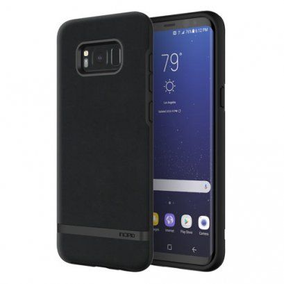 Incipio Esquire Series for Samsung S8 Plus - Black (สินค้าราคาโปรโมชั่นไม่มีการรับประกัน)